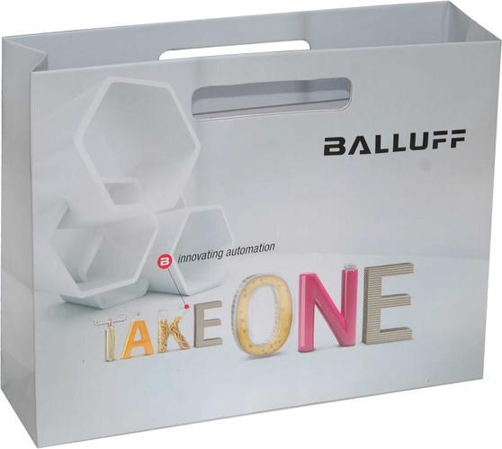 Papiertragetasche,   Motiv: Take One