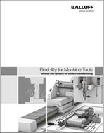 Flexibility for Machine Tools