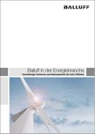 Balluff in der Energiebranche