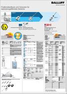Positionsfeedback und Sensoren für explosionsgefährdete Bereiche