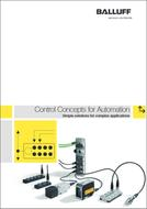 Control Concepts for Automation Simple solutions for complex applications