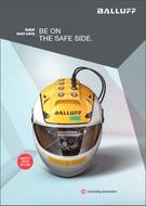 Be on the safe side Balluff smart safety