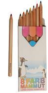 Colored pencil, mammut