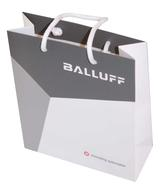 Paper carrier bag Motif: Balluff