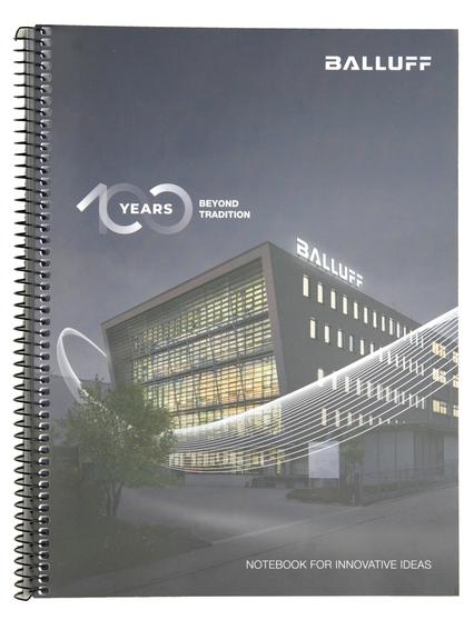 Notepad with spiral binding Din A4