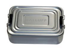 Lunchbox silver